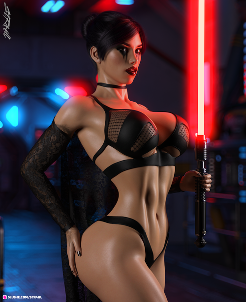 Anna - Sexy Sith
