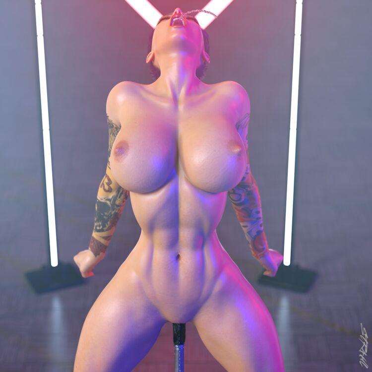 Annie - Arty Orgasm