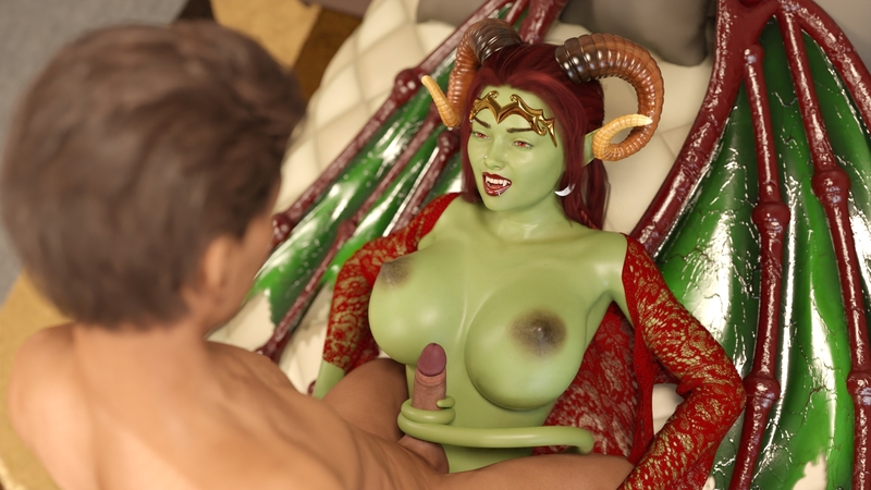 The Spellbook - Milica - The Aftermath of a tailjob