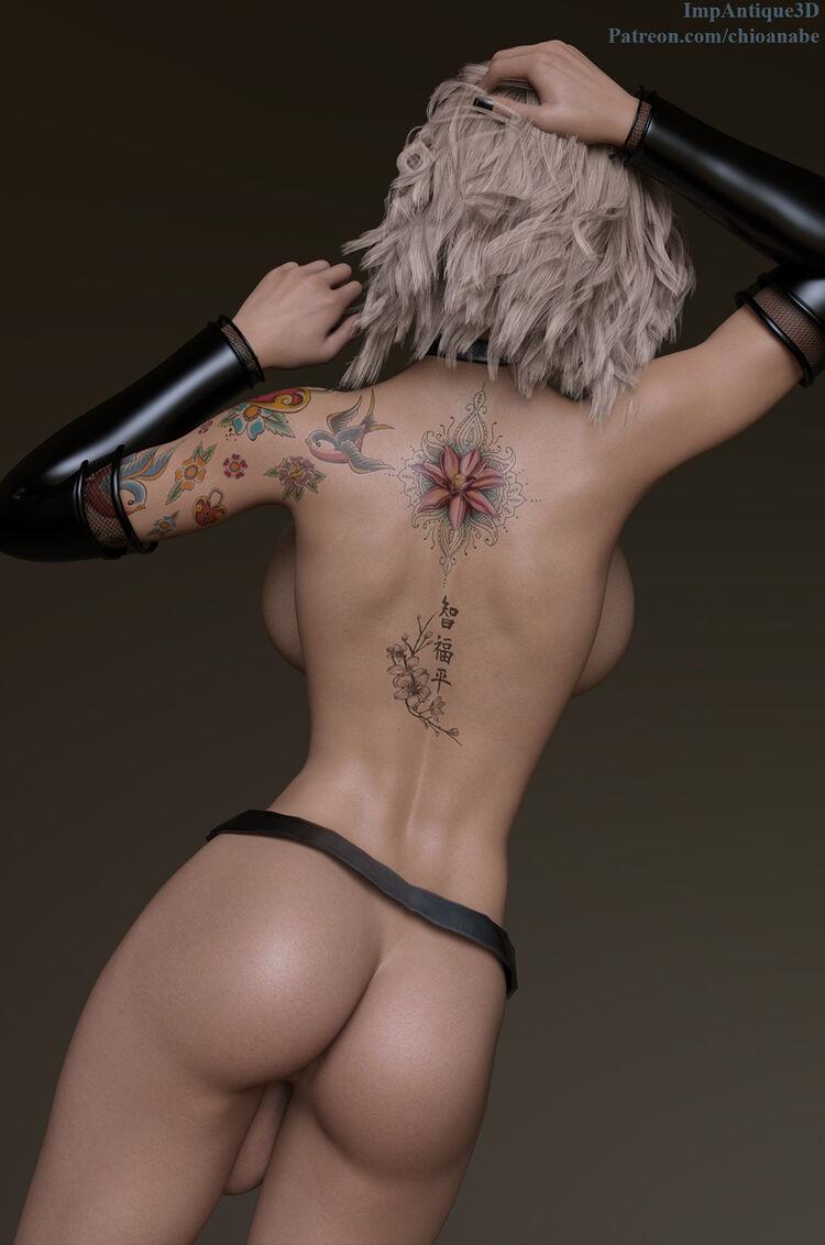 Lesta ~ New Tattoo