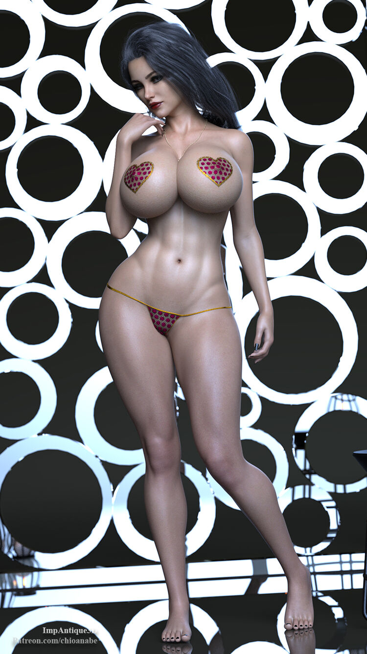 Red Pasties+