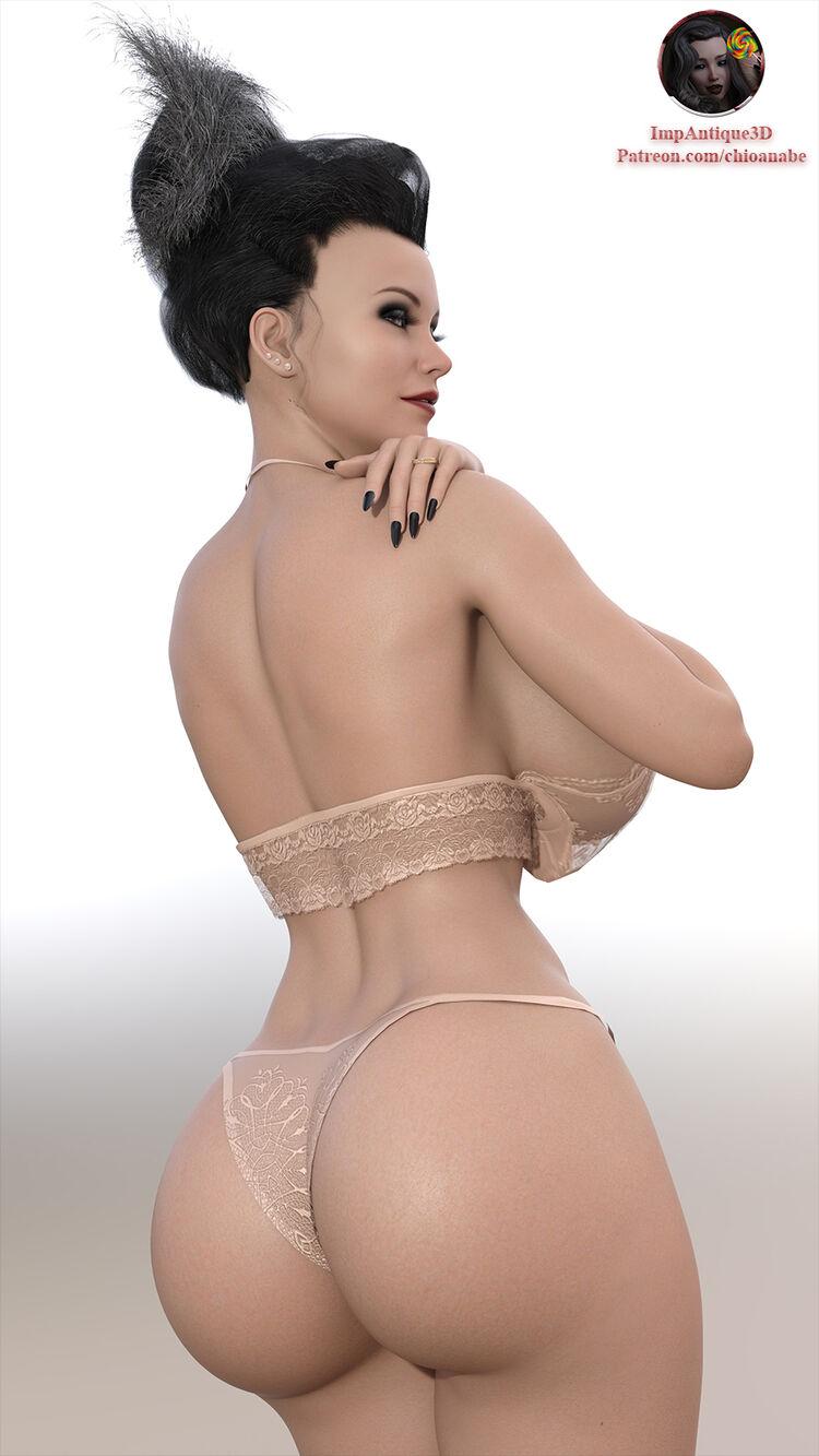 Captivating Back