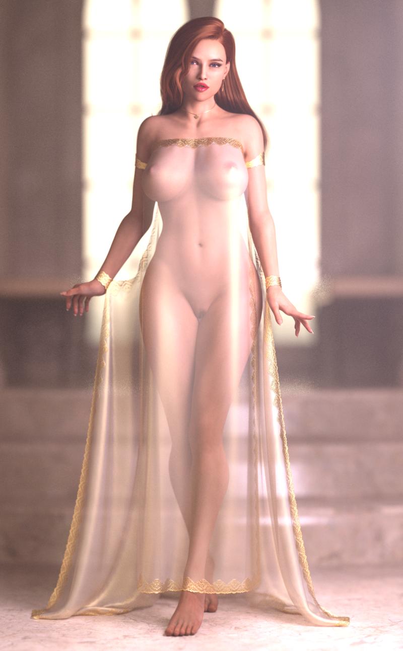 Kallisto The Golden Nymph
