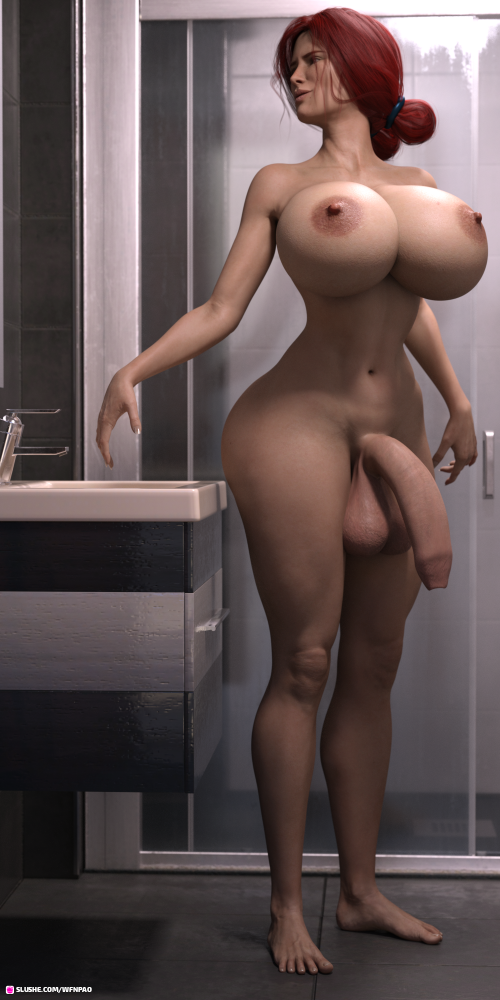 Looking to the mirror