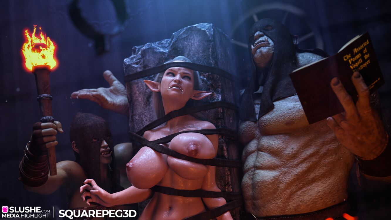 In The Dungeon Contest 2021 Contest Winner: Squarepeg3d