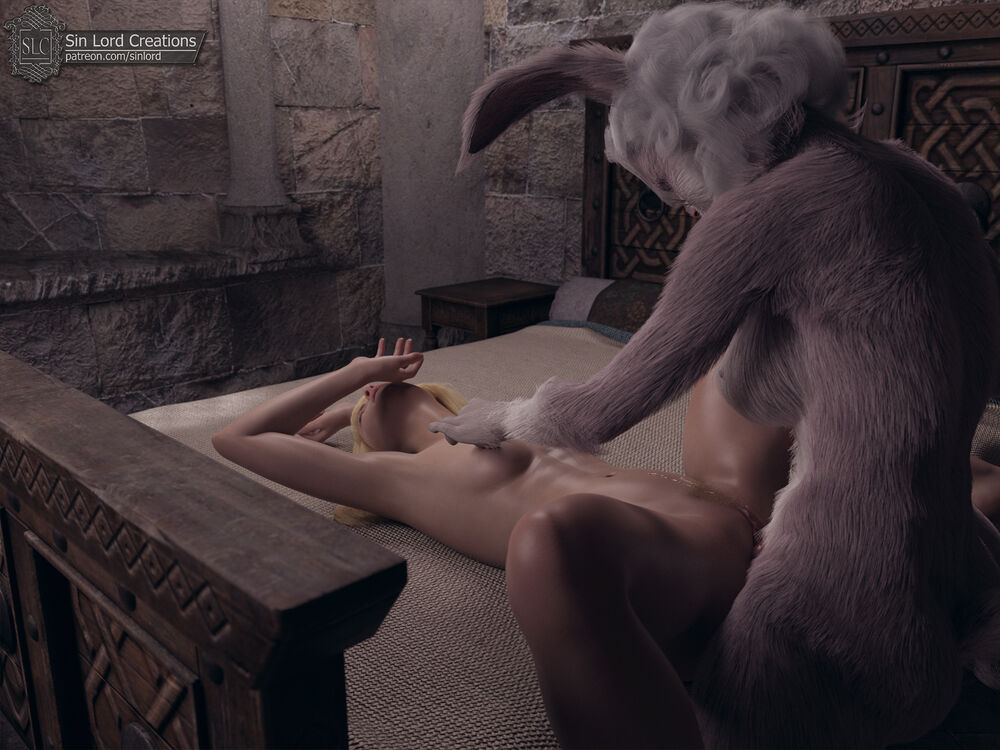 Bunny Love Returns