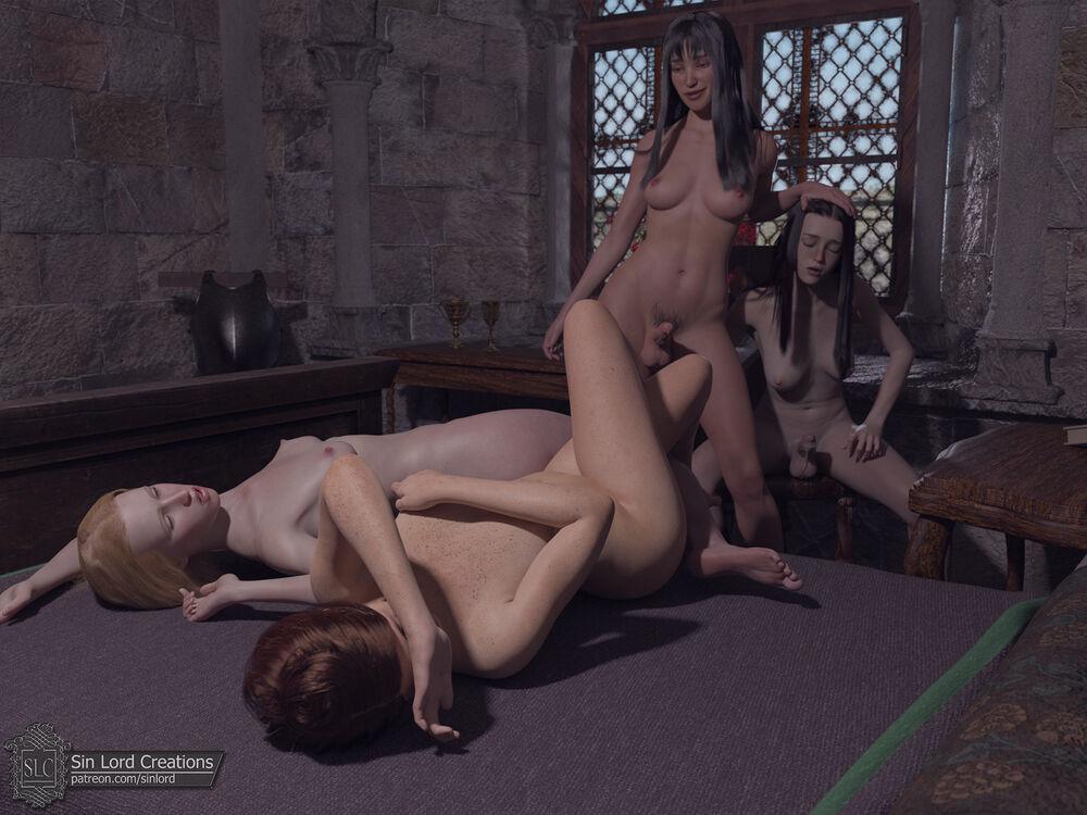 Maid Swap