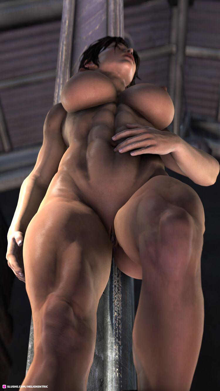 Portraits - Lara Croft