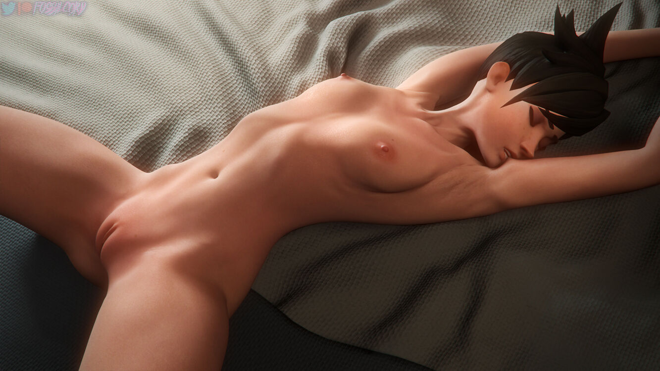 Tracer on the bed