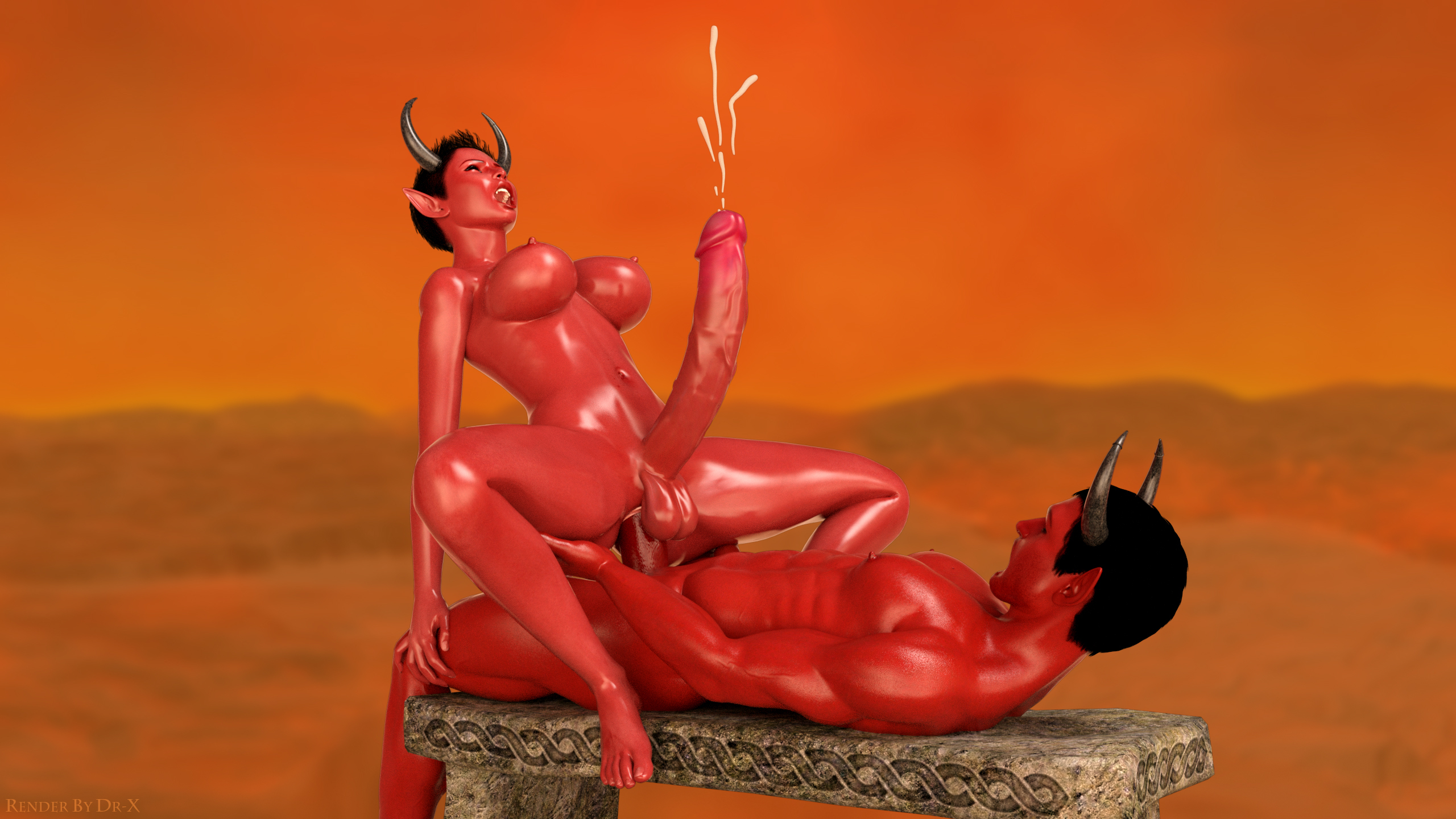 Putting the D in Demonic