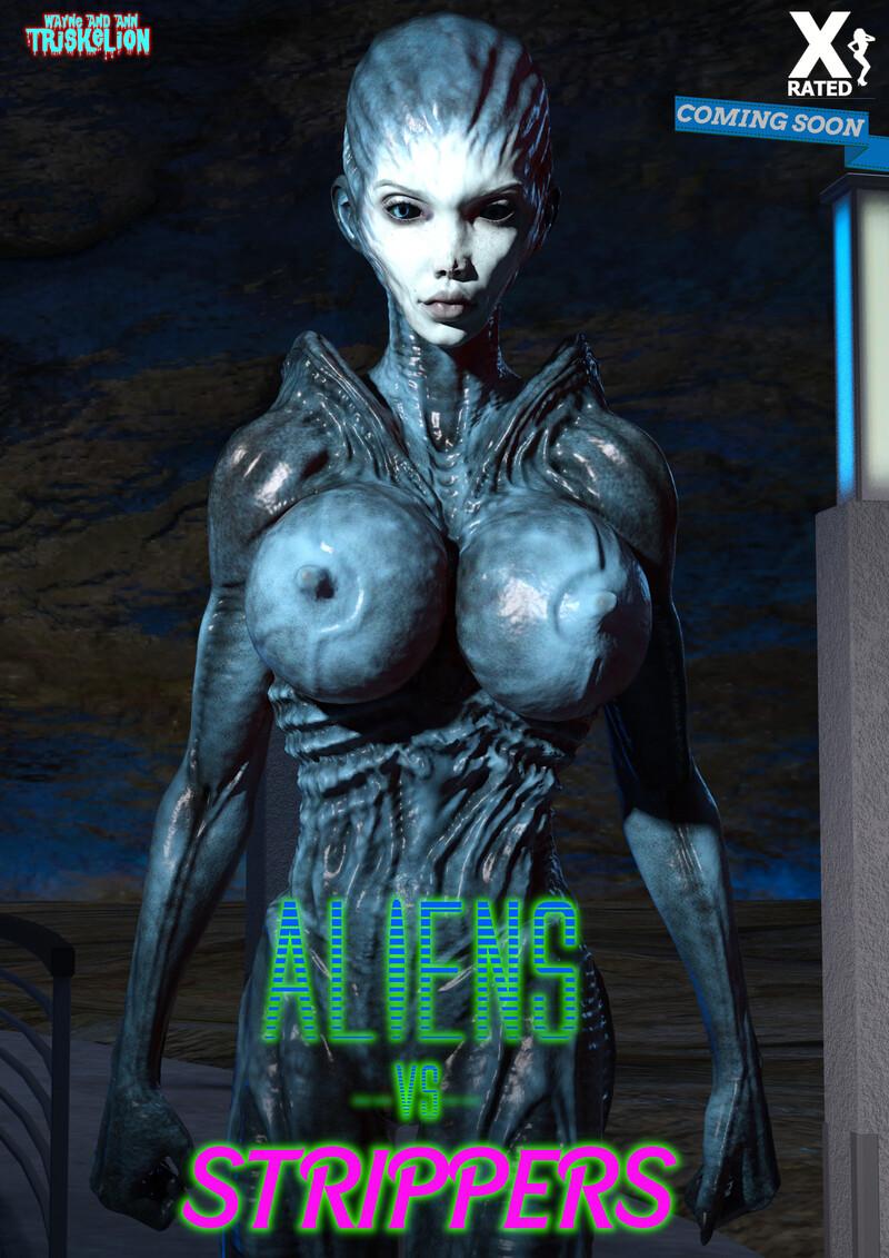 Aliens vs Strippers Teaser