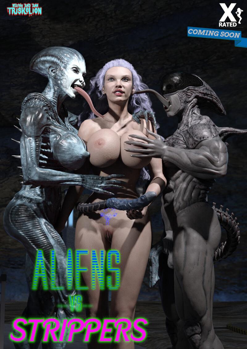 Aliens vs. Strippers teaser 2