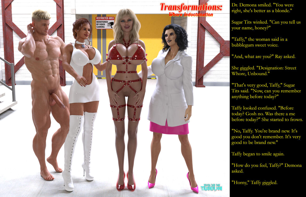Transformations: Whore Indoctrination (Part 3)