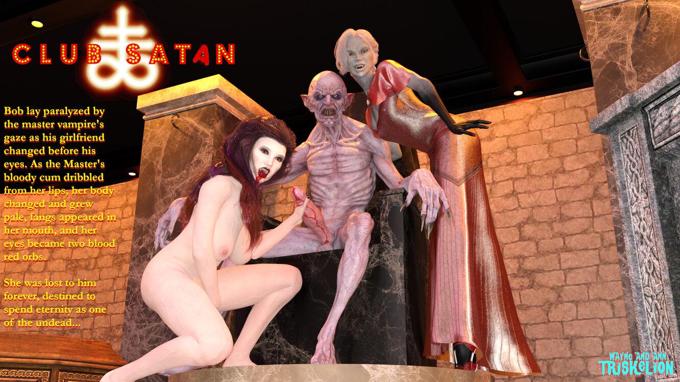 Club Satan: Taken Girlfriend