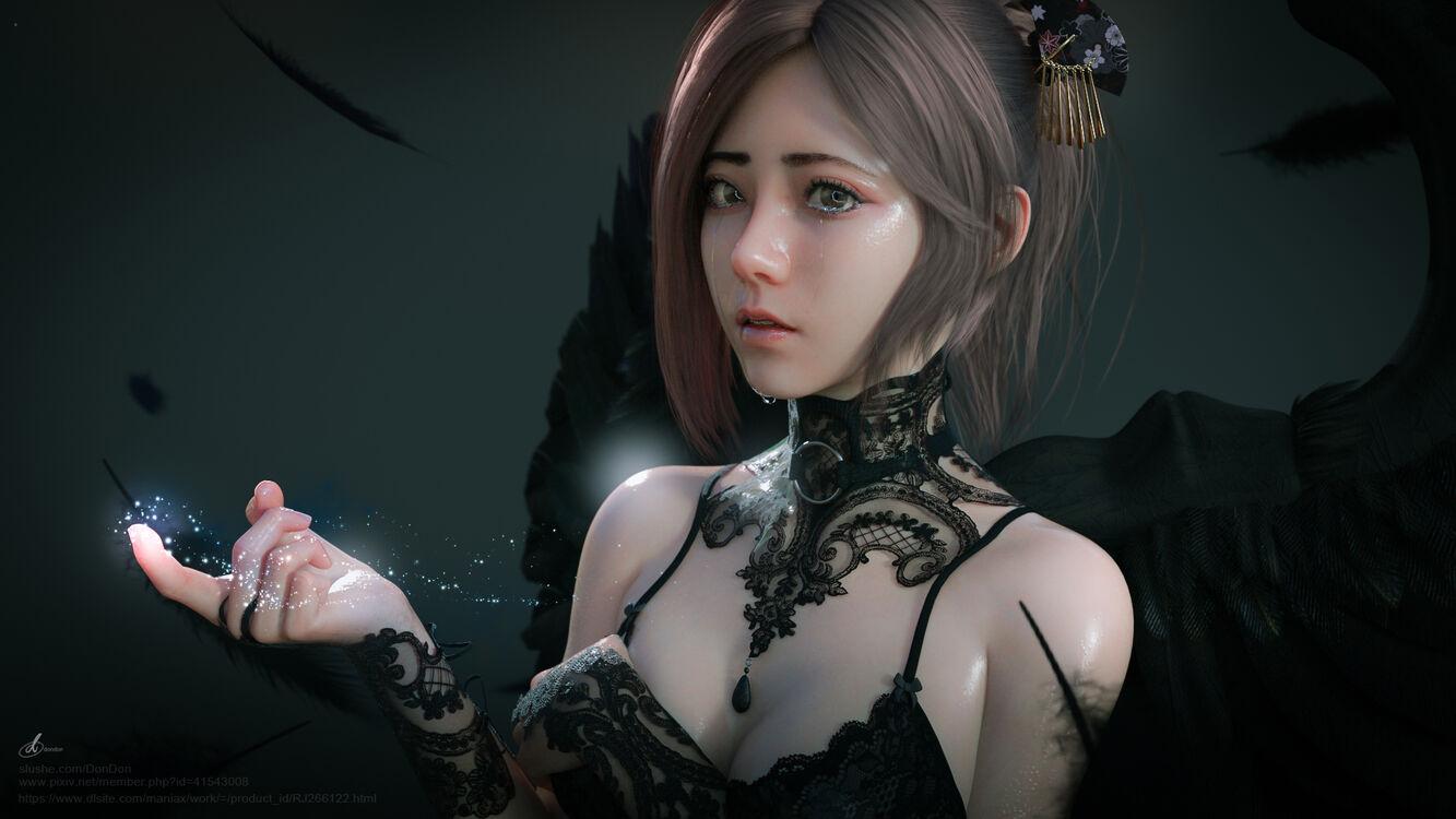 欲望の回廊 キャラクター - YUN