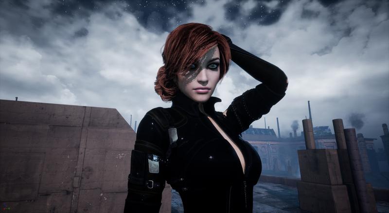 Agent Catsuit