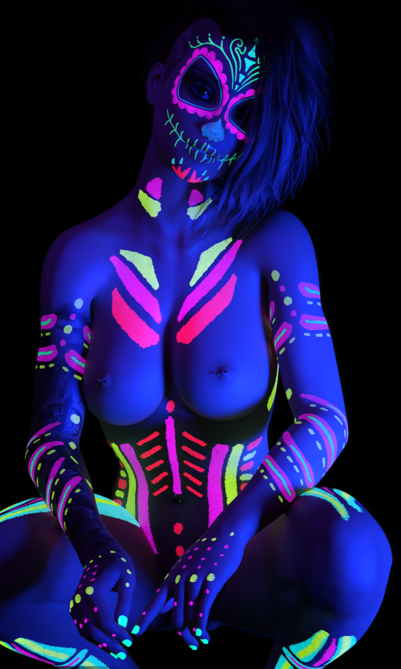 some fun with neon