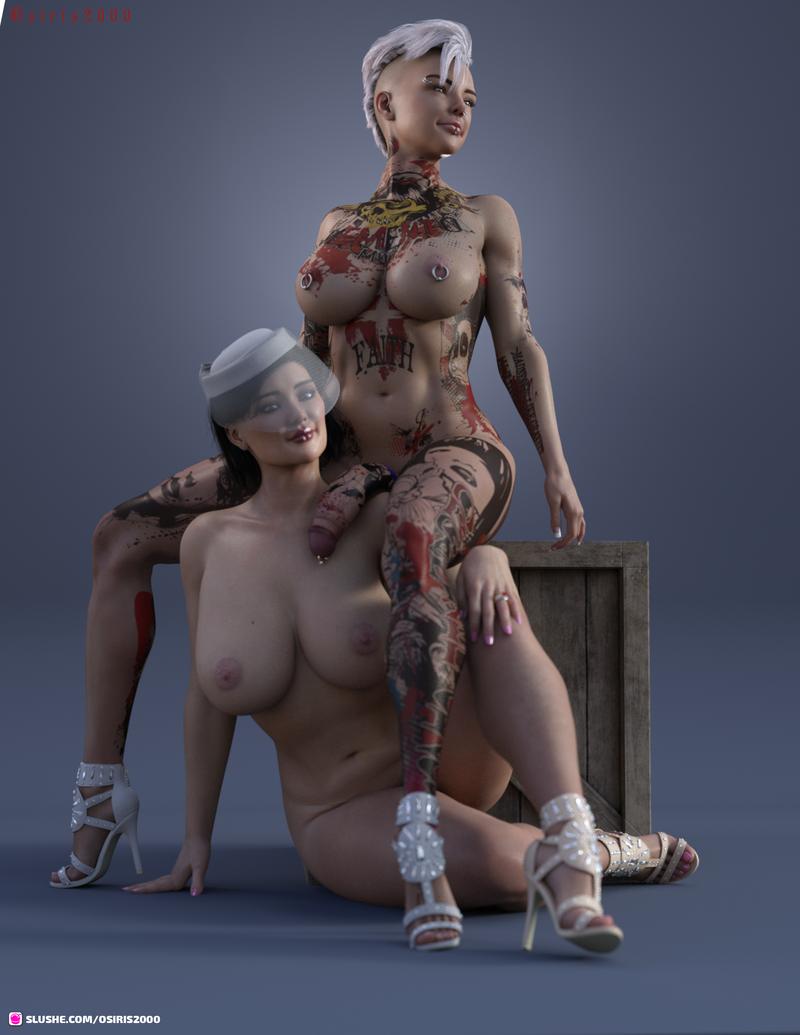 Arin & Cherry Photoshoot Part 3