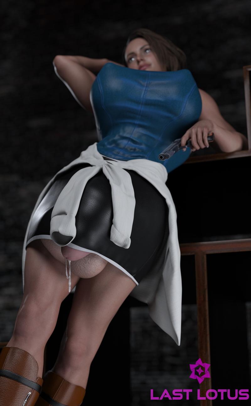 Jill Valentine (RE3 Remake)