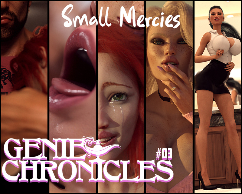 PREVIEW - Genie Chronicles 03: Small Mercies