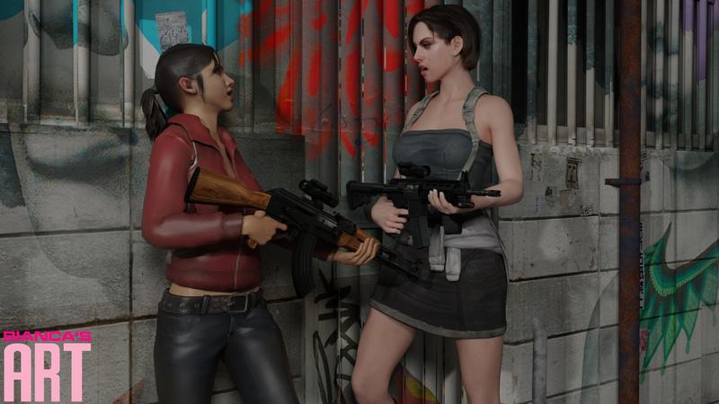 Girls & Guns: Survival Horror Edition