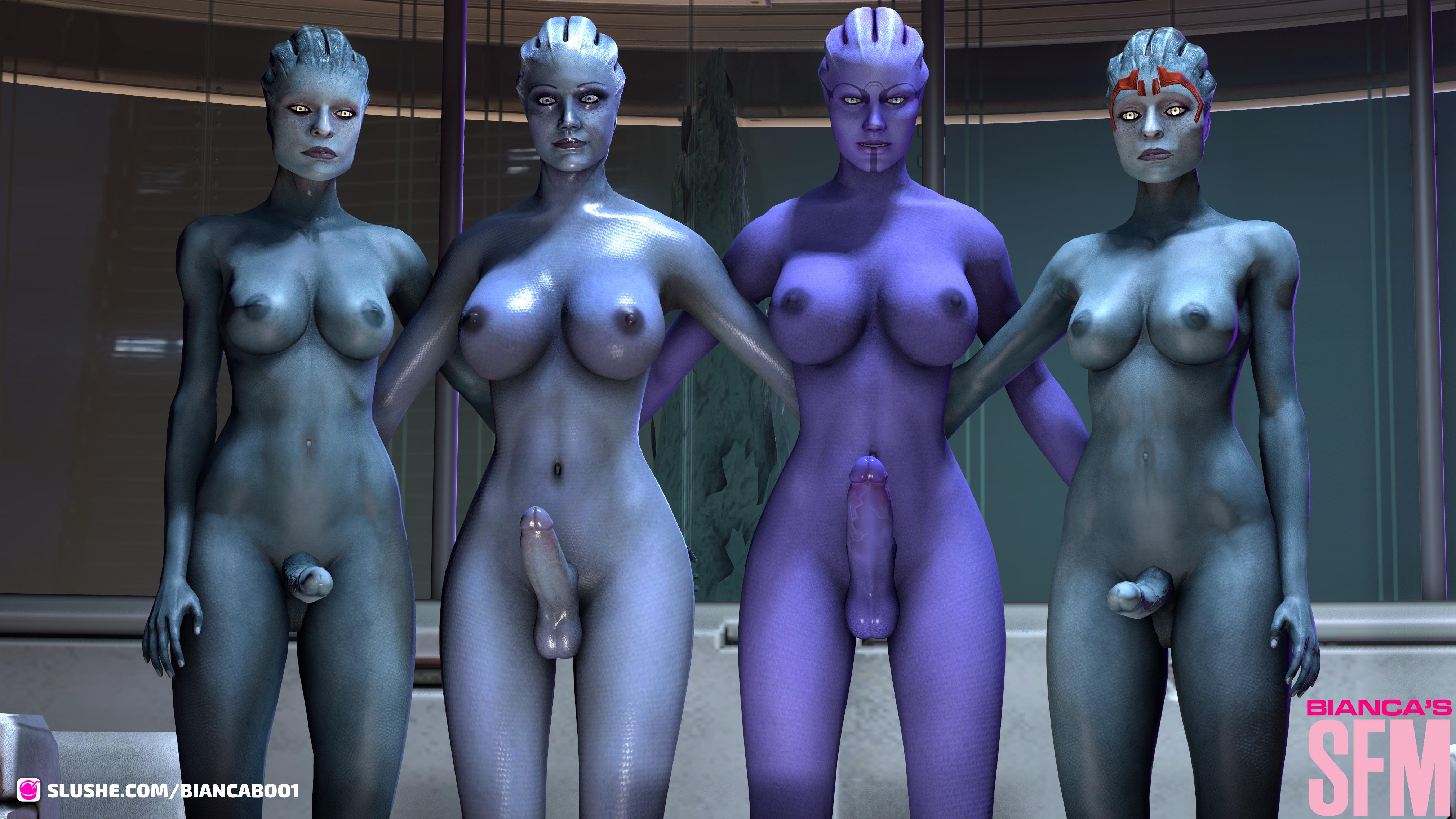 Asari Nude Party