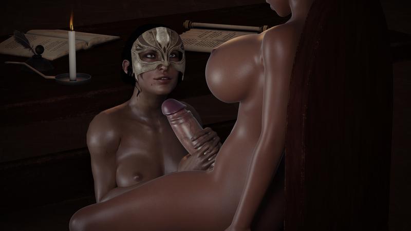 Josephine x Inquisitor