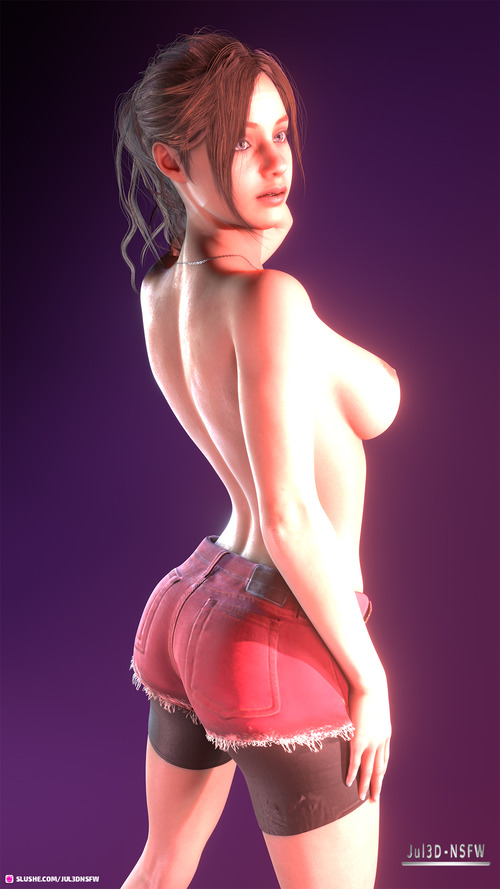 Old 3D content NSFW