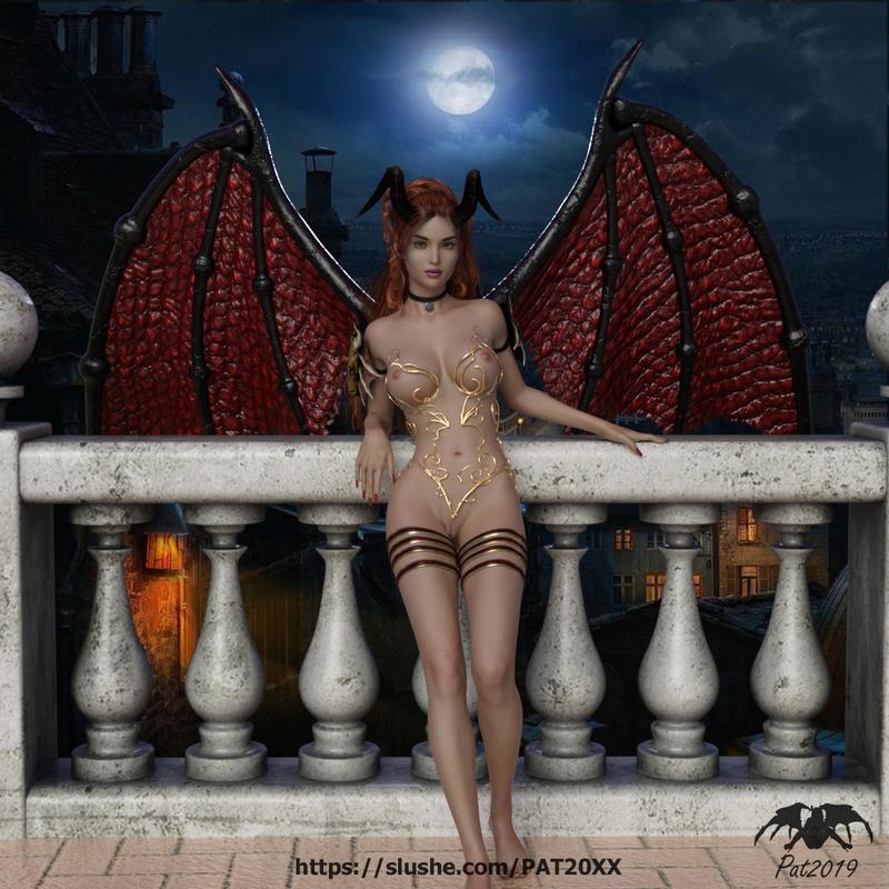 Urilieth - By The Moon Light 04