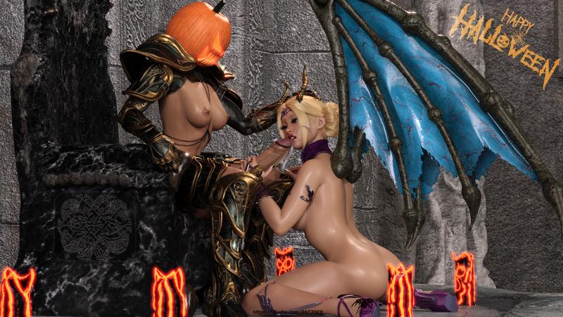 Happy Halloween from Pat20XX