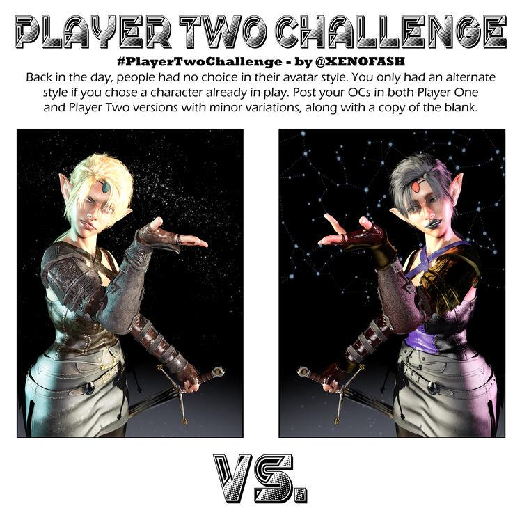 Player 2 Challenge