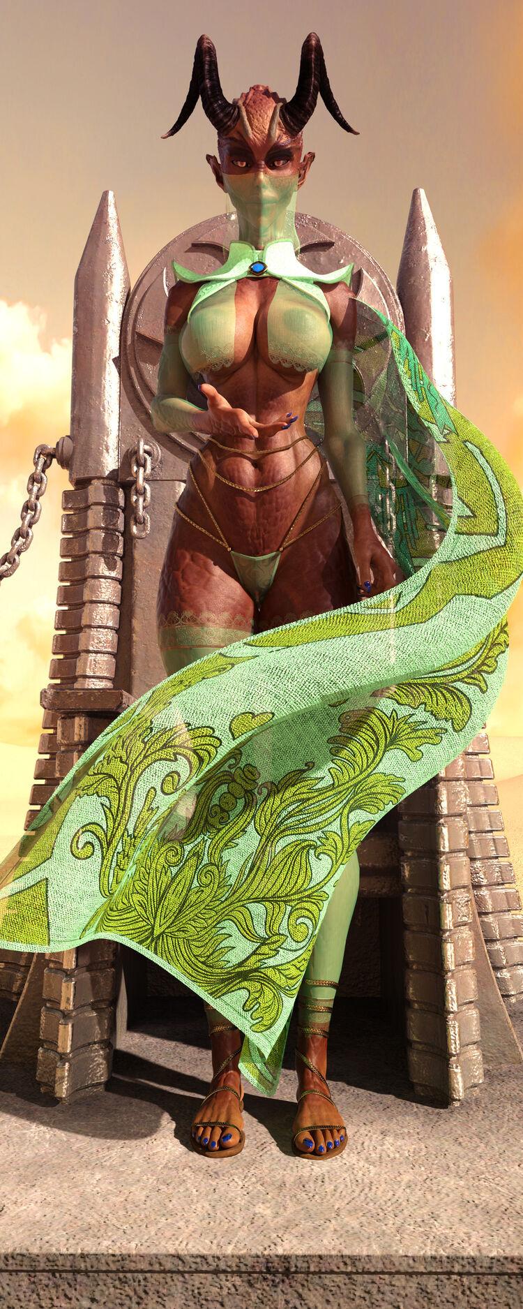 Queen Of The Dunes
