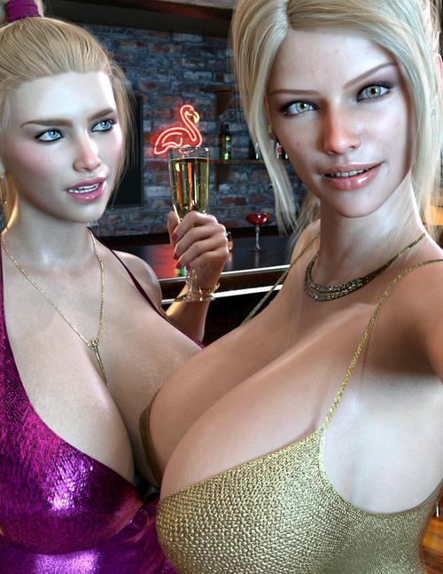 Selfie babes