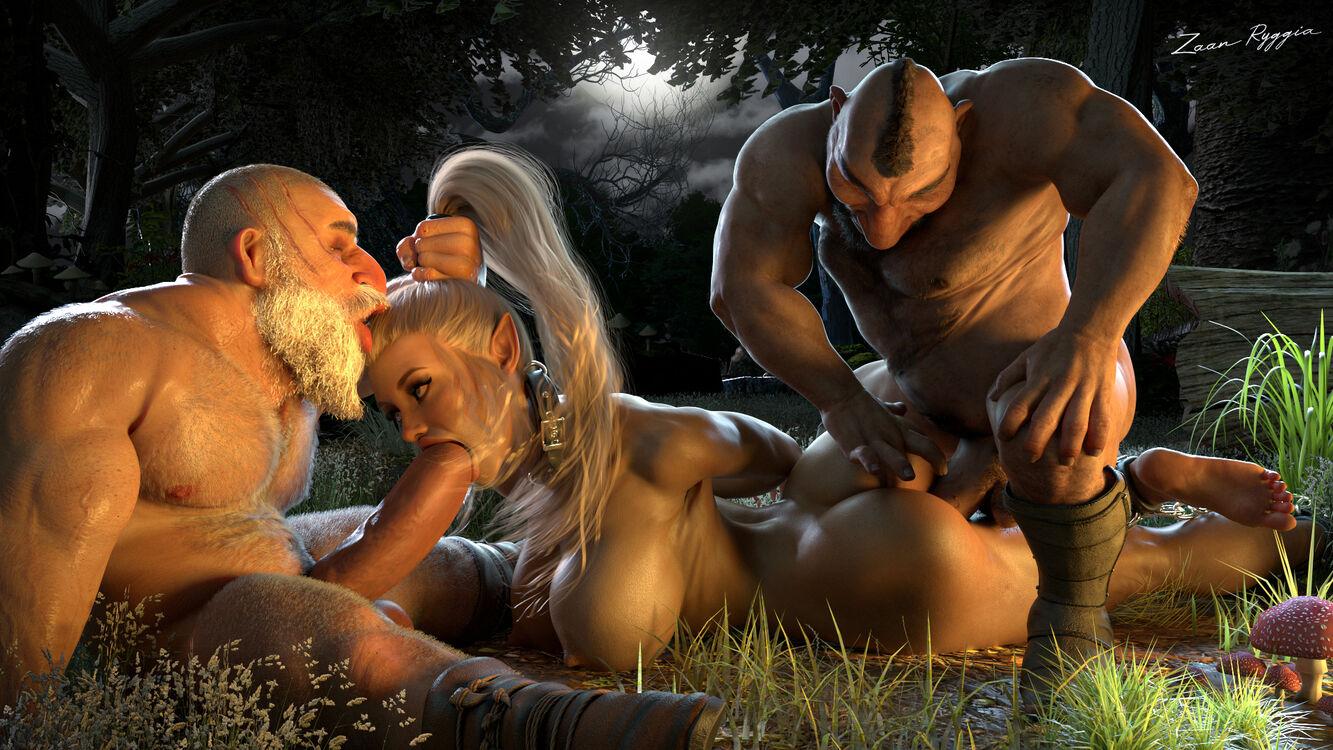 Surprise Double Dwarf Sex