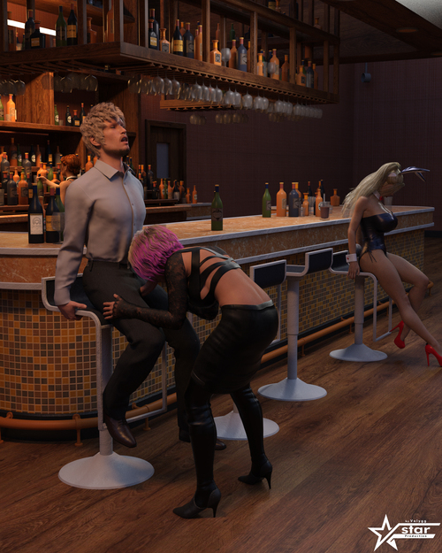 Ann Takyia's bar blow