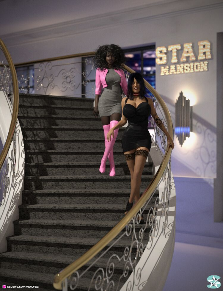 Visting STAR Mansion