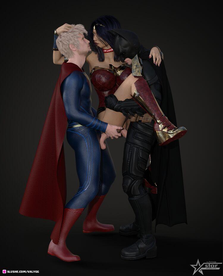 Super Hero Fuck