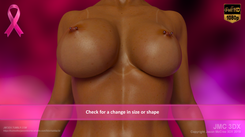 JMC3DX DAZ3D CREATIONS: October is - Breast Cancer Awareness Month