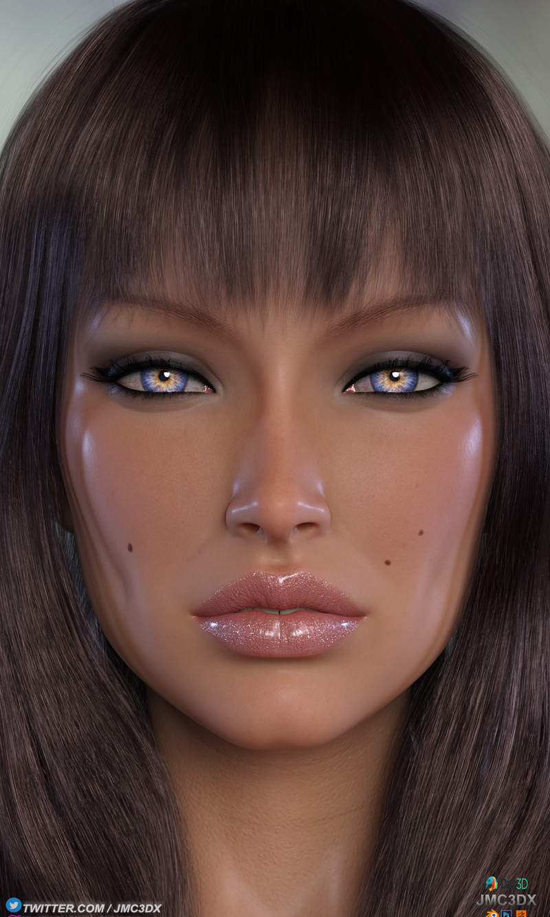 JMC3DX Daz3D Creations: new SASE model....