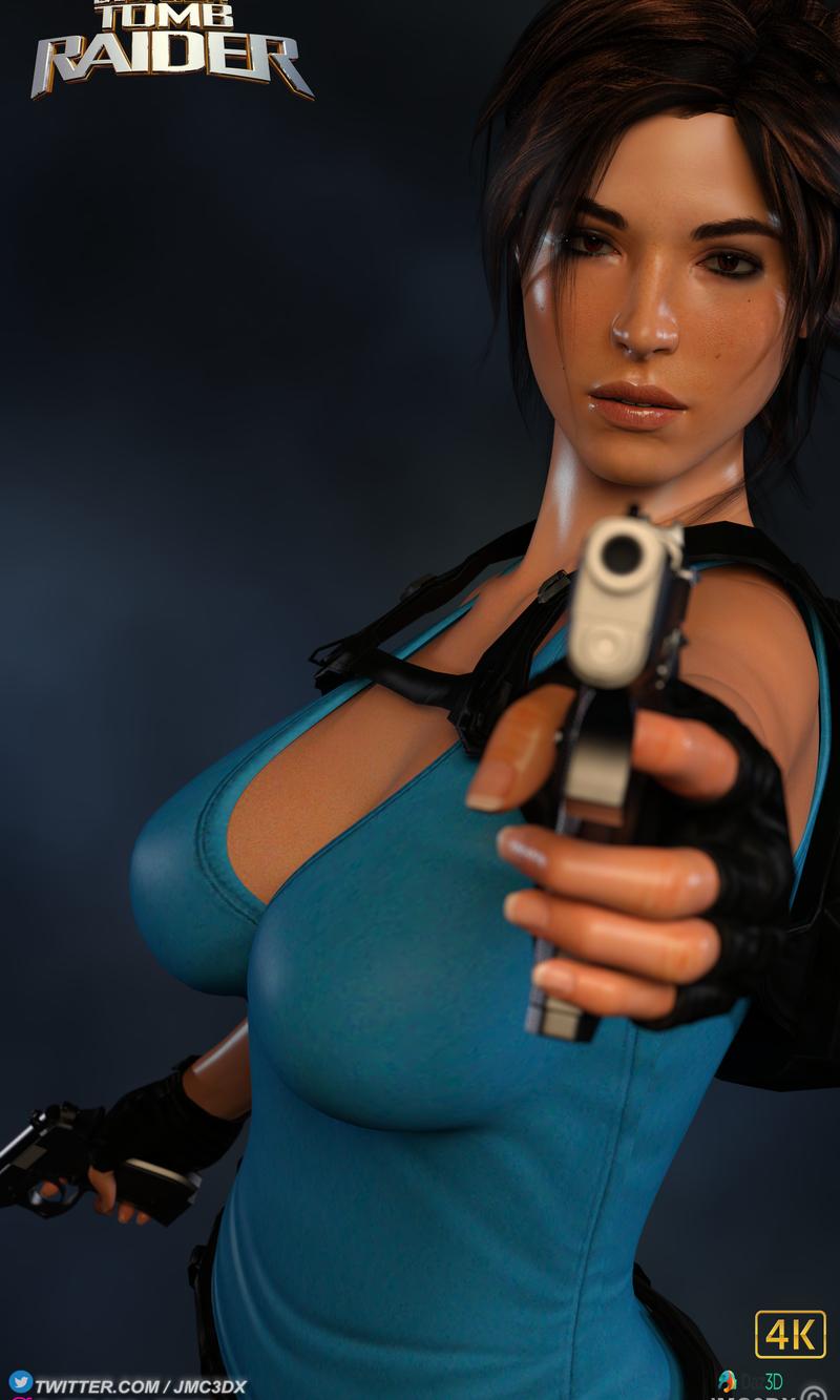 JMC3DX Daz3D Creations: Lara (SFW)
