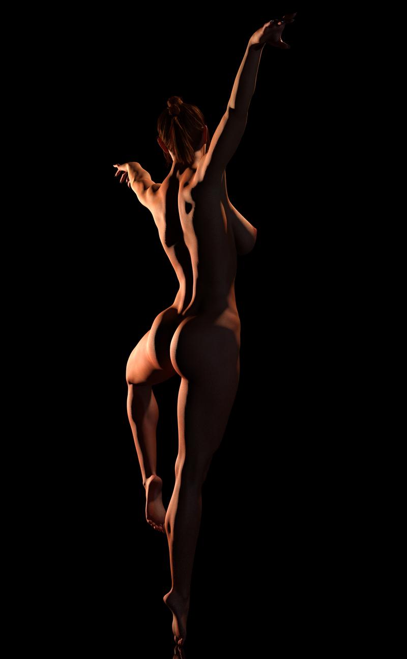 Jennifer Nude Series