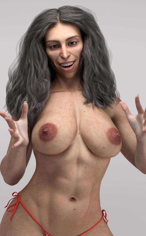 Alejandra Debut Bikini 3