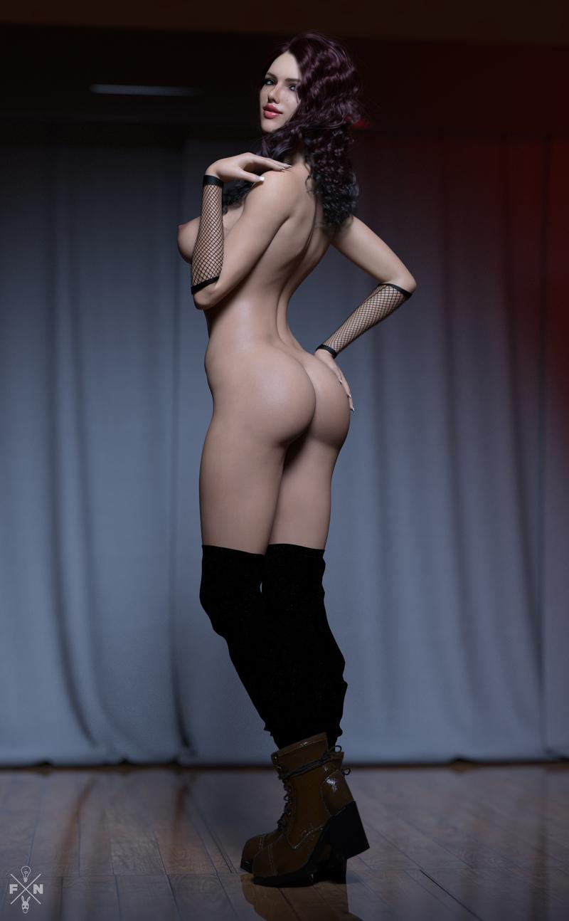 Valentina: Double Stuffed
