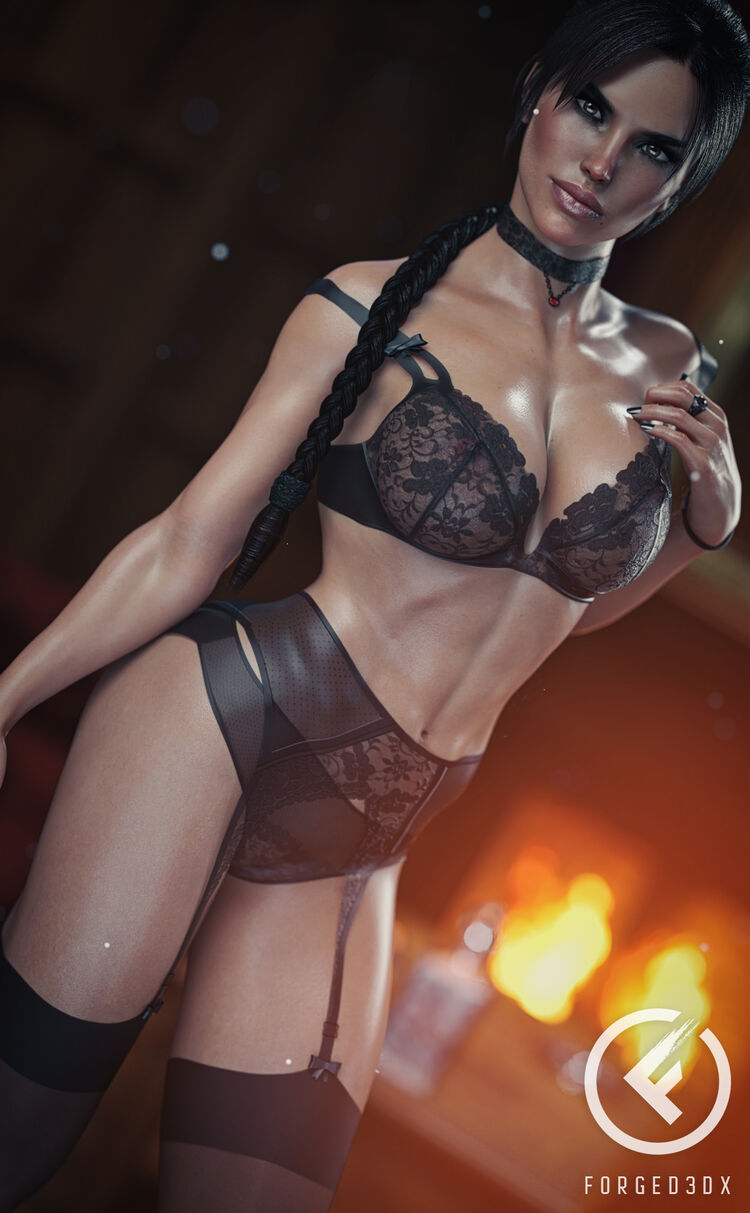 Lara's Lingerie (Fem Version)