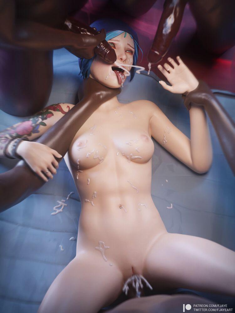 LiS - Chloe cockdrunk