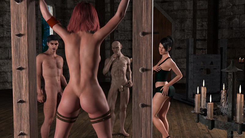 Tales from the dungeon backside