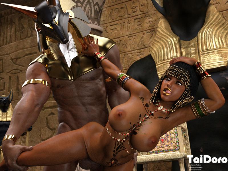 Anubis vs Cleo