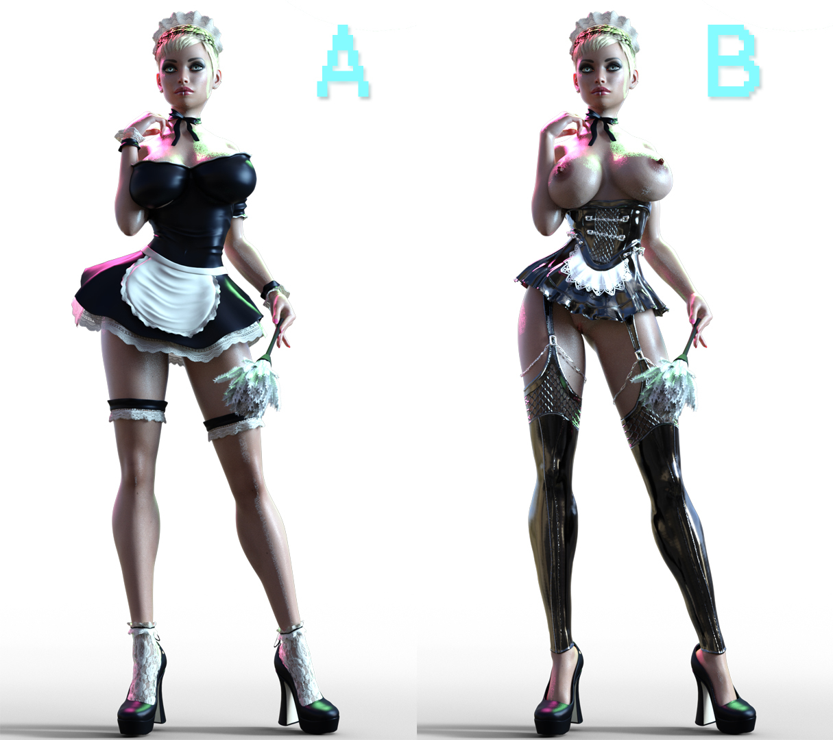 Virtual Seduction 2 Outfit Poll 2
