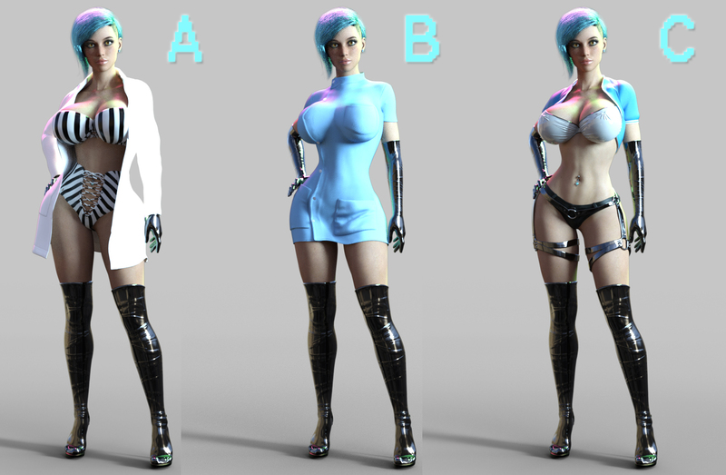 VIRTUAL SEDUCTION 2 OUTFIT POLL 3