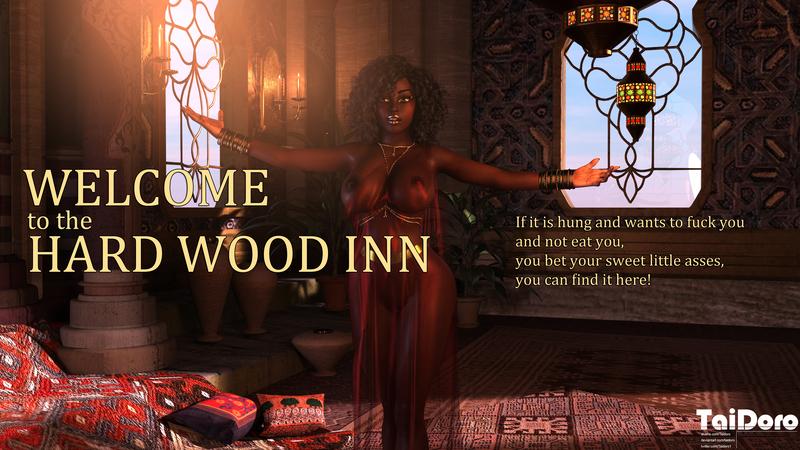 Welcome to the Hard Wood Inn